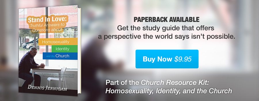 PAPERBACK AVAILABLE Get the study guide that offers a perspective the world says isn't possible at dennisjernigan.com for $9.95